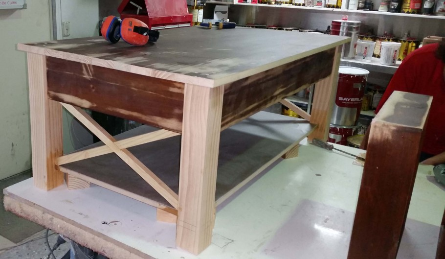 Hammond Coffee Table